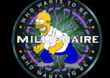 Who Want's to be Millionaire Simpsons