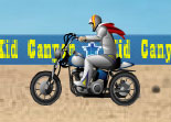 Kid Canyon's Cunning Stunt Motorcycle