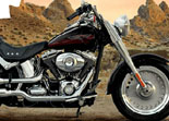 Harley Puzzle Motorcycle