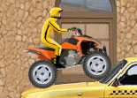 Stunt Bike Deluxe ATV
