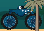 Bush Rampage Monster Truck