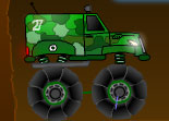 Military Monstertruck