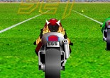 Turbo Football Heavy Metal Spirit Motorcycle