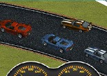Speeding Wheels Car Racing