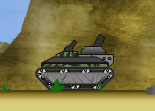 Battle Tank Desert Mission
