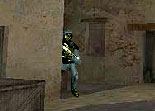 Counter Strike Training Area War
