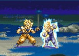 Dragon Ball Z Power Levels Demo