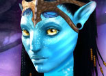 Avatar Neytiri Girls Dress Up