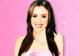 Alyssa Milano Celebrity Dress Up