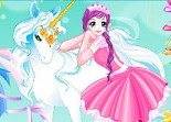 Princess and Unicorn Girls Dress Up
