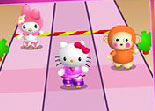Hello Kitty Roller Rescue Racing