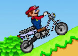 Super Mario Moto Racing