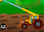World Cleaner Tractor