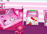 Decorating Hello Kitty's Room