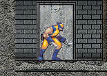 M.R.D. Escape X-Men