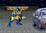 Wolverine Car Crash X-Men