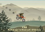 Army Rider Dirt Bike