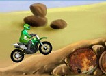Rough Ride Dirt Bike