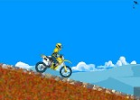 Motocross Racing Dirt Bike