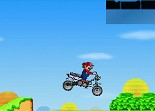 Super Mario Moto Dirt Bike