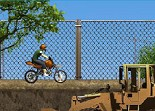 Construction Yard Bike Dirt Bike