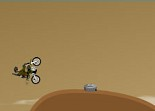 Military Rush Dirt Bike