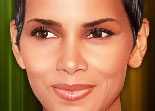 Halle Berry Makeover