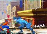 Spiderman Fighting