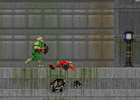 Doom 2D Shooting