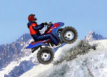 Snow ATV Trials