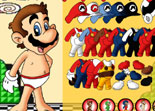 Mario Bross Dress Up