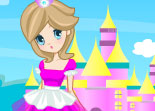 Mario Bros Princess Dress Up