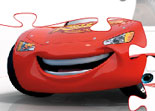 Flash Mac Queen Puzzle Cars