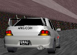 3D Car Drag Racer