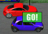 Key Racer 3D Car