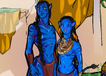 Jake and Neytiri Love