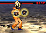 Bloody Rage Dragon Ball Z