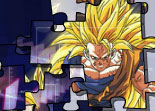 Dragon Ball Z Puzzle