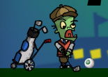 Zombie Golf Girls