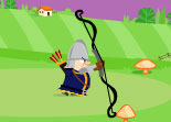 Medieval Golf Bow