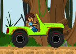Diego 4x4 Offroad Car for Girls