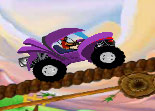 Bumpy Racer Car for Girls