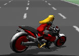 Heavy Metal Rider Motorcycle for Girls