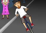 Fratboy Unicycle Relay