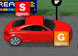 Key Racer Car Racing
