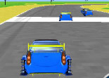 Race Race 3D Car Racing