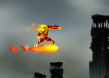 The Master of Flame Ben 10