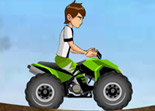 Ben 10 Mountain ATV