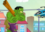 Smash Everything Hulk