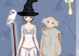 Witch Dressup Harry Potter